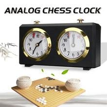 Précis rétro professionnel Portable mécanique compétition compter vers le bas I-GO horloge déchecs cadeau International analogique jeu minuterie