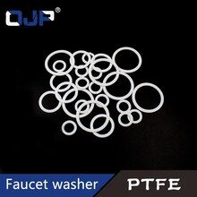 "1/4"" 3/8"" 1/2"" 3/4"" 1"" 1.2"" 1.5"" 2"" Poly tetra fluoroethylene PTFE Gasket oring Corrugated hose faucet O-ring Washer"