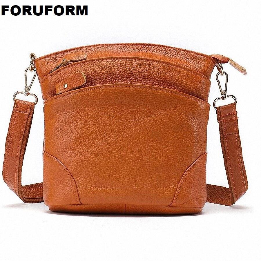 Bolsos de mano de cuero genuino de lujo para mujer, bolsos de hombro de diseño Lichee, muchas cremalleras, bandoleras cruzadas ZH-136