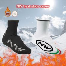 2020 New Winter Thermal Cycling Shoe Cover Sport Man's MTB Bike Shoes Covers Bicycle Overshoes Cubre