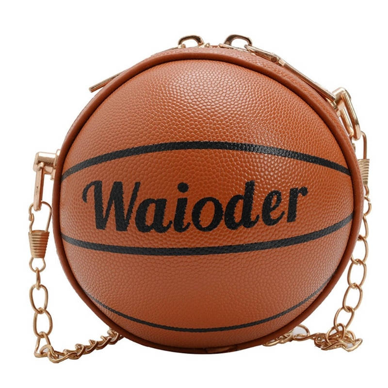 Children's Clutch Bag Cute Kids Mini Basketball Purse Crossbody Bags Handbag