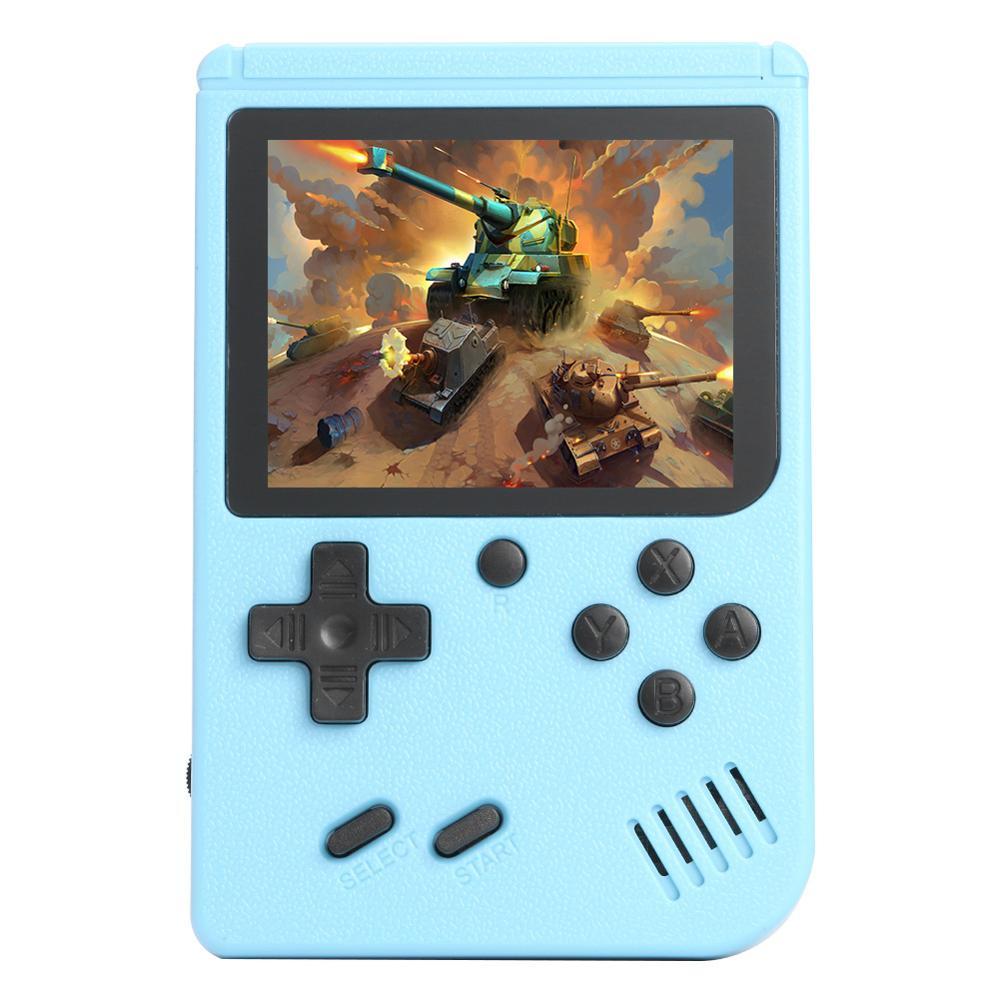 Consola de juegos portátil mini retro nostálgica clásica para niños, 800 en...