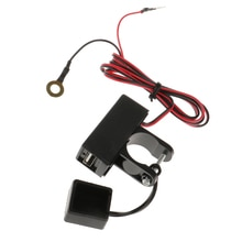 Chargeur USB Powerport de moto 12V-80V   Pour Smartphone IPhone Android GPS