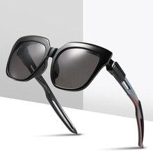 Square Fishing Sunglasses Men Luxury Fashion Brand Design Couple Lady Celebrity Flat Hot Women Super