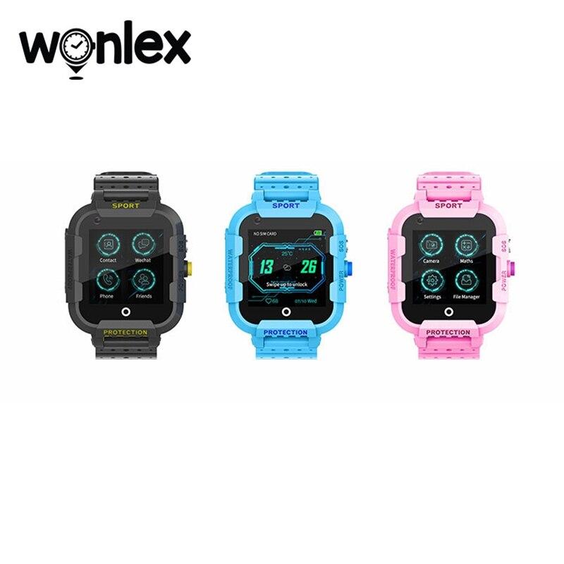 Wonlex KT12 Kids GPS Smart Watch Accessory: Watch Strap/Case/Cable/Button/Buckle/Screw Accessories for Wonlex Watches