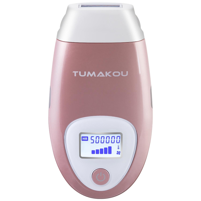 TUMAKOU IPL laser hair removal machine depilador a laser 500000 Flashes Permanent Hair Removal Machine Electric epilator Device enlarge