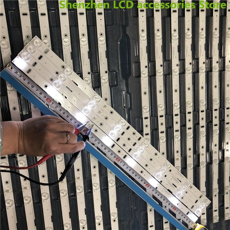 Barra de Luz Led para Le32f50 Retroiluminação Alumínio Novo Zh32d08-zc14f-01 303xh320031 100%