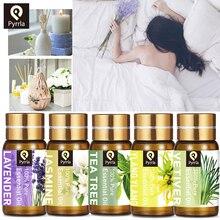 Pyrrla 5ml Reduzieren stress Reines Ätherisches Öl Lavendel Ylang Tee Baum Aromatherapie Ätherische Öle für Schlaf Jasmin Massage Öl