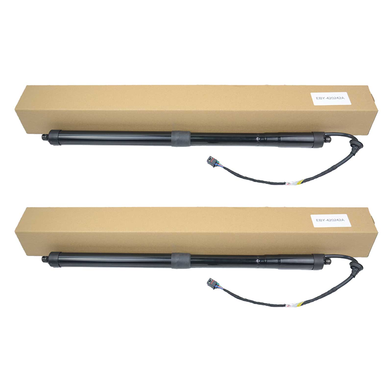 AP01 2 قطعة 7P5 الخلفية الكهربائية الباب الخلفي رفع غازي تبختر لشركة فولكس فاجن طوارق 2010-2015 7P6827851D 7P6827851F