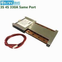 12V BMS 300A 3S 4S 300A 330A 자동차 시동/고출력 에너지 저장/RV 용 연속 전류 Lifepo4 리튬 이온 배터리 보호