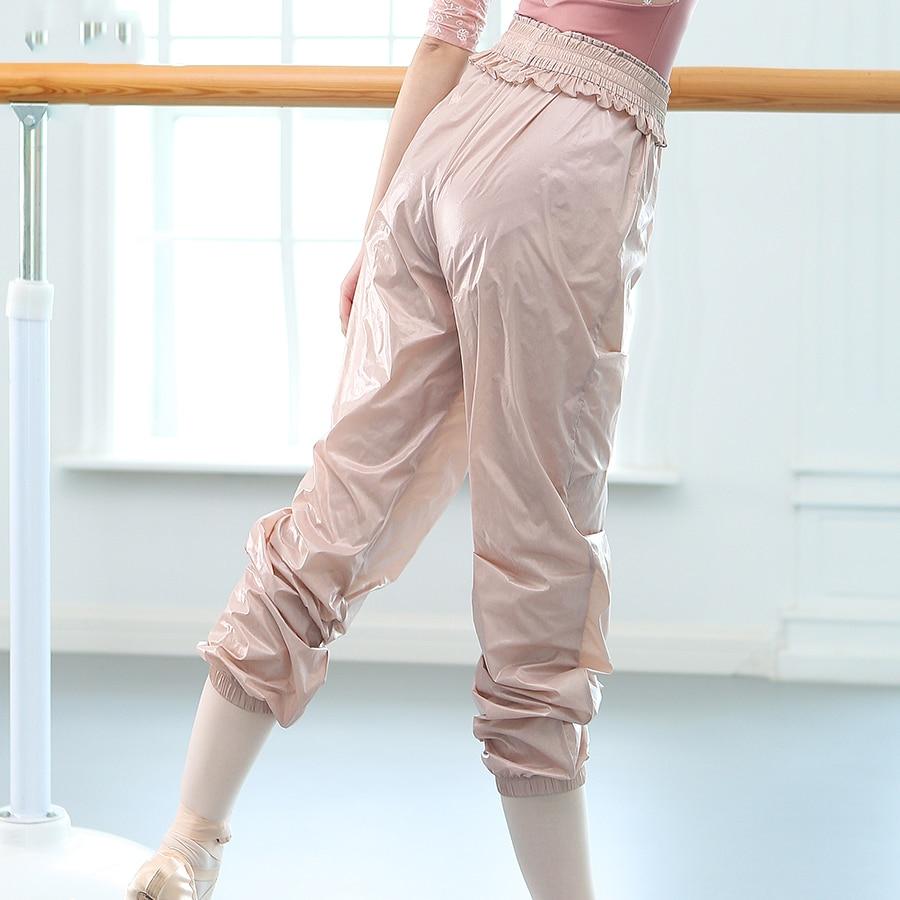 Женские штаны балетные танцевальные штаны мешковатые спортивные тренировочные штаны для взрослых тренажерный зал танцевальные Джоггеры в...