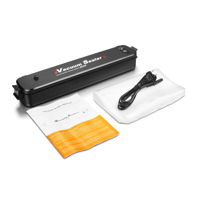 Профессиональный вакуумный упаковщик для пищевых продуктов, автоматический Модернизированный бытовой вакуумный упаковщик