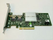 Adaptateur Dell PERC H200 8 ports 6 Gb/s SAS SATA Raid 0/1/10/JBOD = 9211-8I