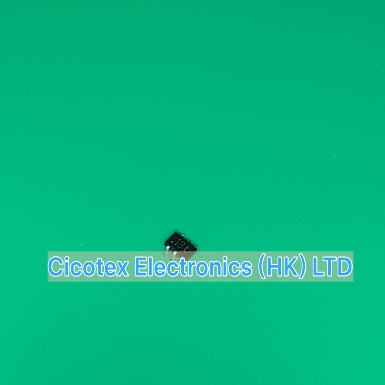 10 pçs/lote BC847BPN TRANS NPN PNP SOT-363 BPN 13t BC847 45V 0.1A 6TSSOP BC847BPN,115 BC 847BPN