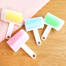 Reusable Lint Remover Washable Silicone Dust Wiper Cat Dog Comb Tool Pet Hair Remover Cleaning Brush