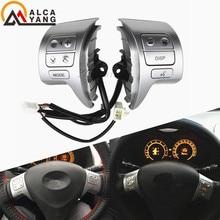 Быстрая доставка, заводская цена, кнопка управления рулевым колесом для Toyota Corolla ZRE15 2007 2016 OEM 84250 02200