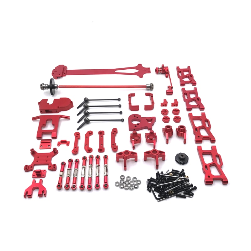 WLtoys 1/12 124016 124017 124018 124019 Remote Control Car Upgrade And Modification Parts enlarge