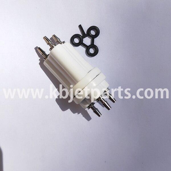 FA20254 الصباغ الحبر رأس الطباعة 3 طريقة السوائل موصل استخدام linx ل 4800 4900 6200 6800 6900 7300 7900 طابعة نافثة للحبر