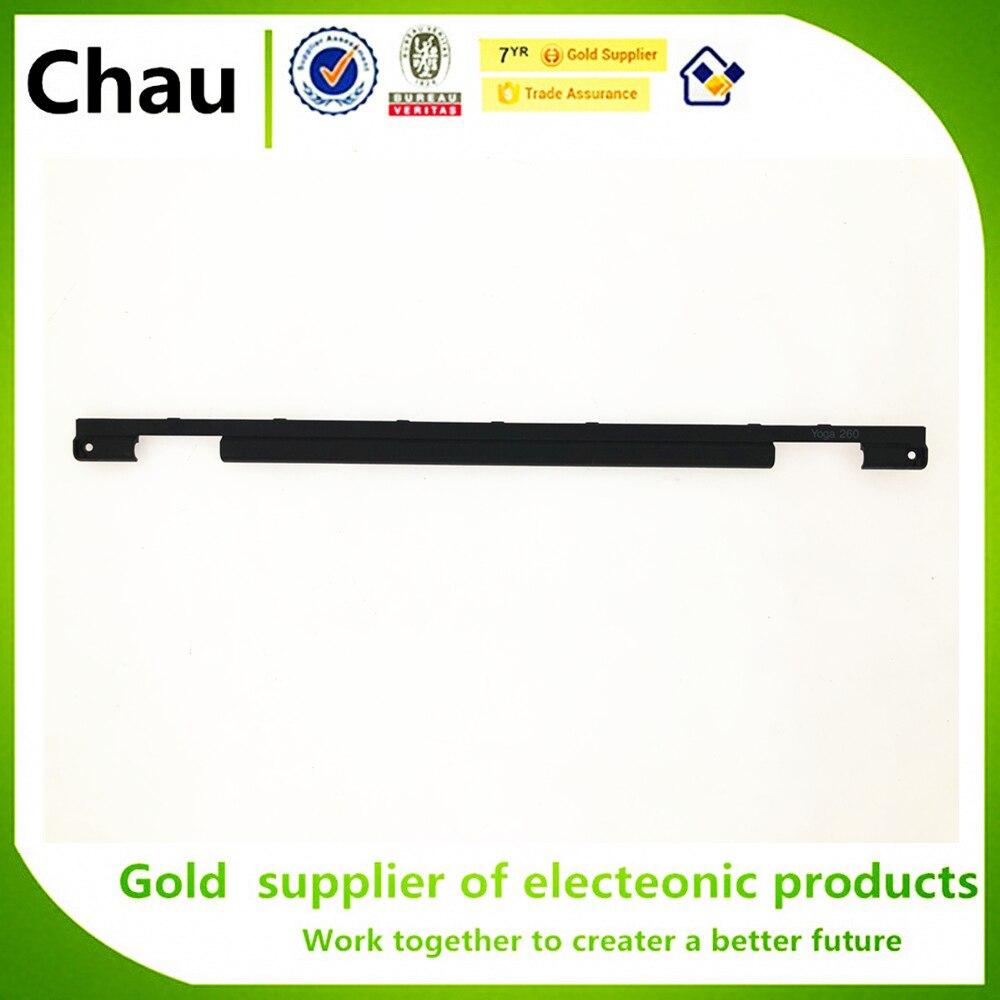 Chau-غطاء مفصلي بإطار أمامي ، لهاتف Lenovo ThinkPad YOGA 260 ، 01AX901 00NY925 ، أسود