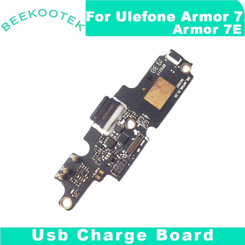 New Original usb plug charge board For Ulefone Armor 7E Mobile Phone Flex Cables charging module pho