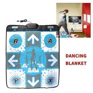Противоскользящий танцевальный коврик, танцевальный шаг для WII, для ПК, ТВ, популярные аксессуары для вечеринок и игр