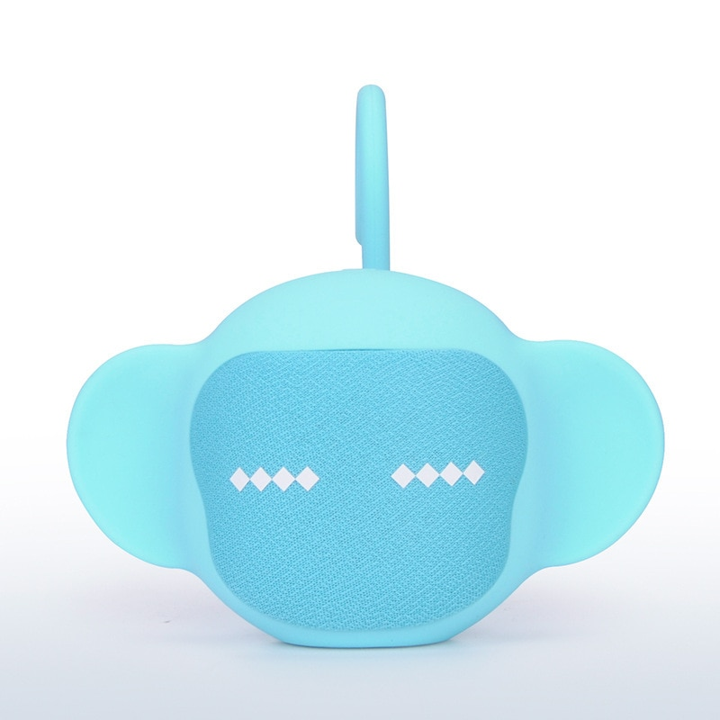 Creative Bluetooth Speaker Early Childhood Education Speaker Lovely Cartoon Animal Speaker Waterproof Outdoor Portable Speaker enlarge