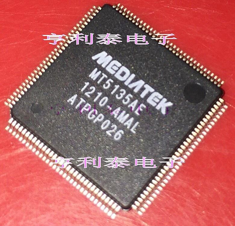 10 unids/lote MT5135AE-AMAL MT5135AE QFP128 IC Original nuevo