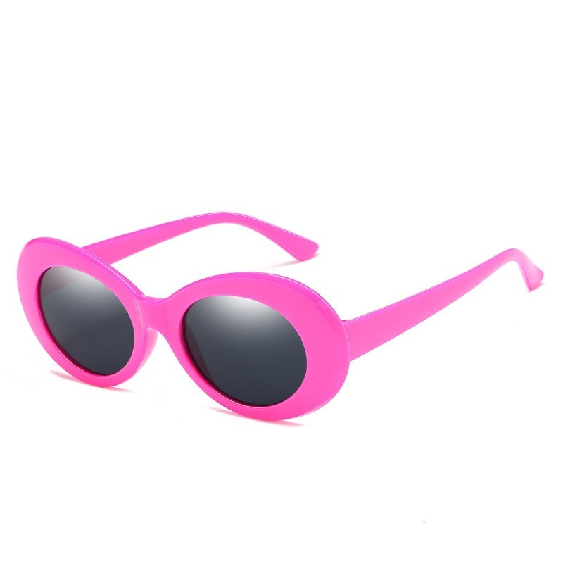Vintage Cateye Sunglasses For Men Sexy Retro Small Cat Eye Sun Glasses Brand Designer Colorful Eyewe
