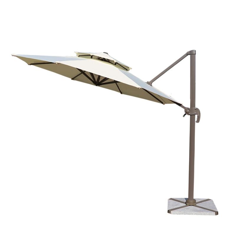 في الهواء الطلق فناء الرومانية مظلة شرفة في الهواء الطلق فيلا فندق حديقة شرفة المتضخم مظلة واقية من المطر واقية من الشمس