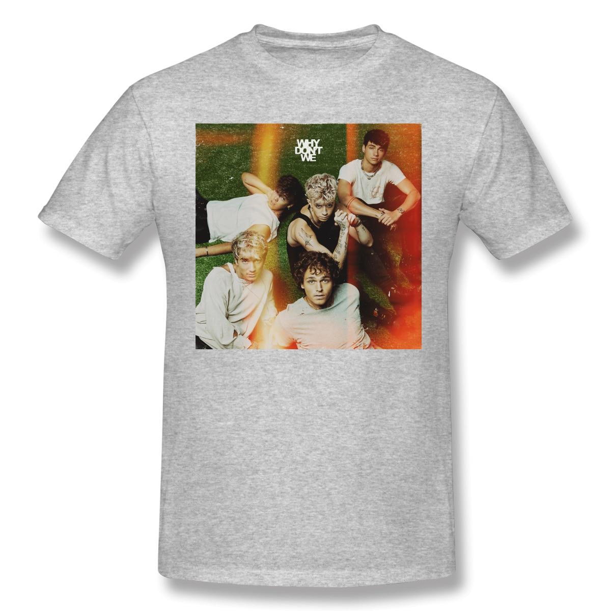 Por que nós makjuosz 1 não os bons tempos e os maus básico manga curta camiseta masculina engraçado r281 tshirt eua tamanho
