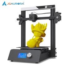 JGMaker magique 3D imprimante cadre en Aluminium Base métallique bricolage Kits grande taille dimpression 220x220x250mm masques dimpression JGAURORA RU entrepôt