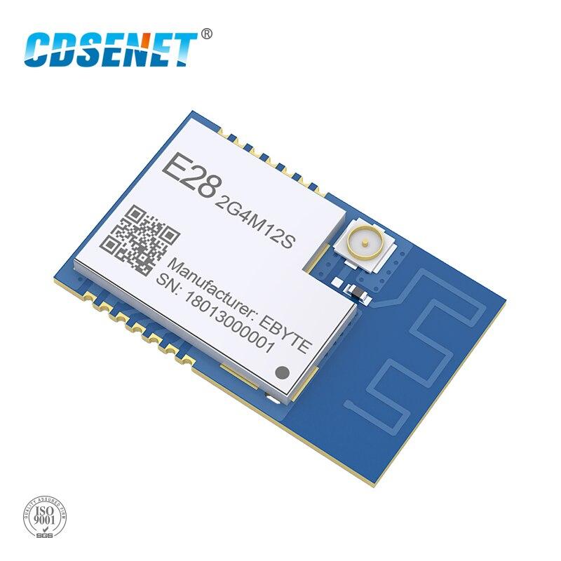 E28-2G4M12S RoHS 2,0 SX1280 LoRa Bluetooth Wireless RF Transceiver 2,4 GHz Modul SPI Long Range 2,4 ghz