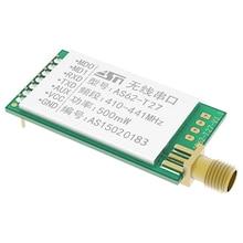 1 pair 433MHz SX1278 LORA Wireless rf Module with antenna  Wholesale Wireless Data 6km Lora Radio Module UART transceiver FEC