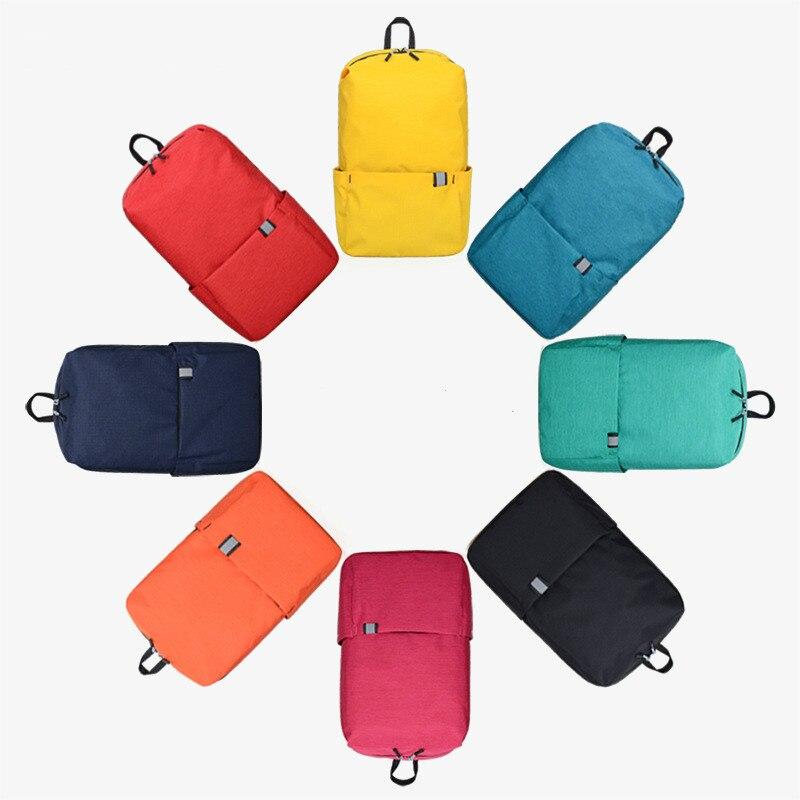 Новинка 2020, женский рюкзак, Женский Повседневный модный рюкзак для путешествий на открытом воздухе, маленький рюкзак, женский водонепрониц...