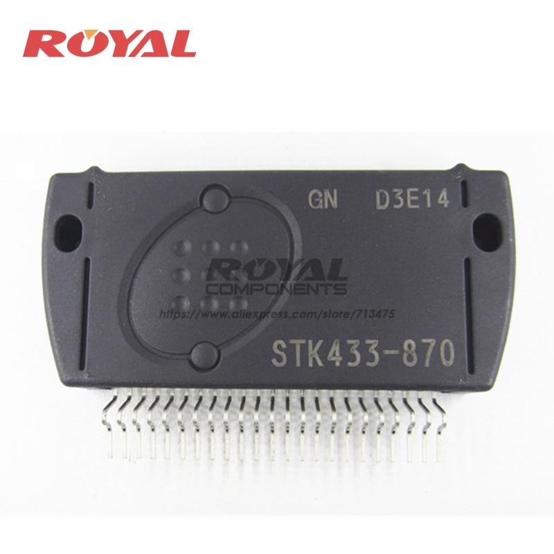 STK433-870, Envío Gratis, módulo IPM nuevo y ORIGINAL