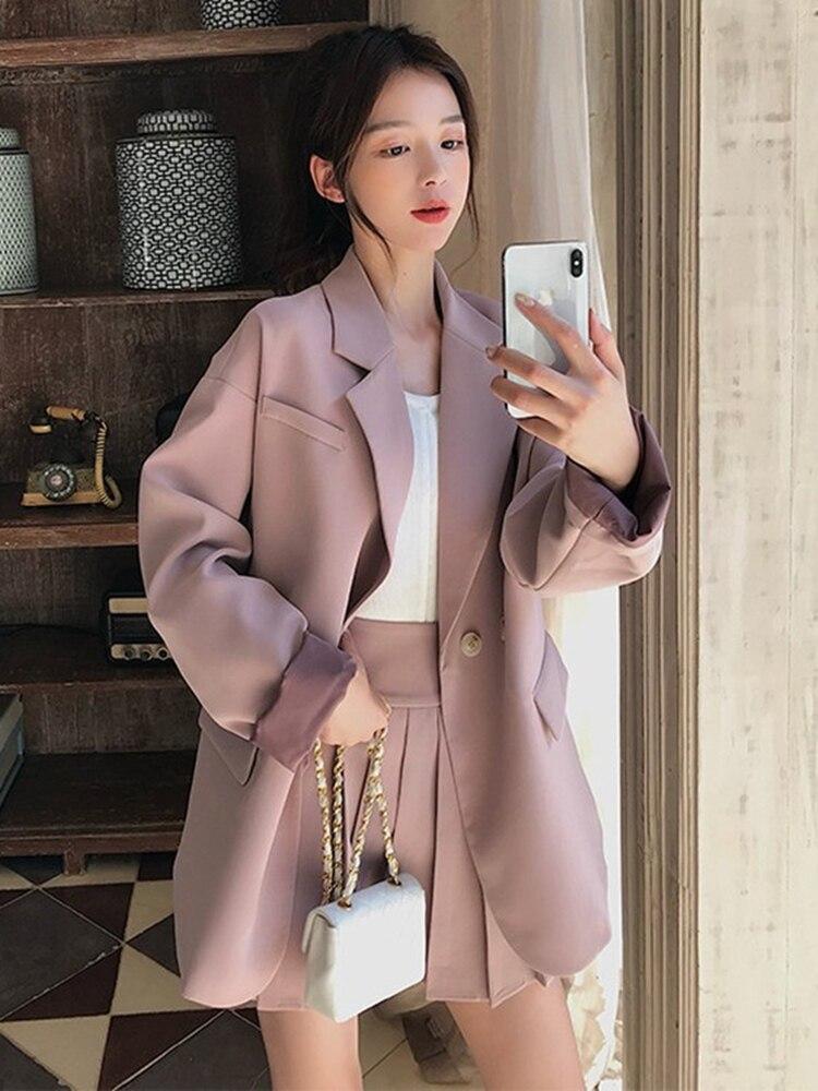 Chaqueta coreana para Mujer, abrigos De oficina, chaqueta para Mujer, Chaqueta corta...