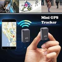 Автомобильный мини-трекер, магнитный автомобильный Грузовик, GPS-локатор, Антивор, записывающее устройство отслеживания, может голосовое уп...
