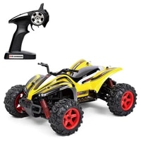40kmh four wheel drive high speed buggy racing competitive drift rc car 4wd 124 rc crawler truck 2 4g remote control car toys