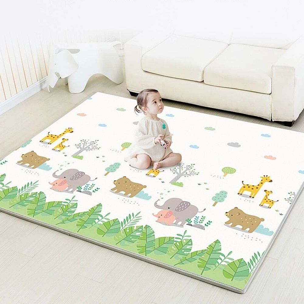 baby play mat soft carpet mat newborn carpet infant room activity crawling pad folding mat playmat for children game pad Thicken 1cm XPE Baby Play Mat Toys for Children Rug Playmat Developing Mat Baby Room Crawling Pad Folding Mat Baby Carpet Gift