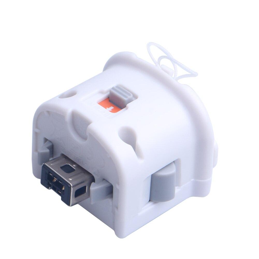 Sensor adaptador Motion Plus para consola Nintendo Wii, controlador inalámbrico remoto Wiimote