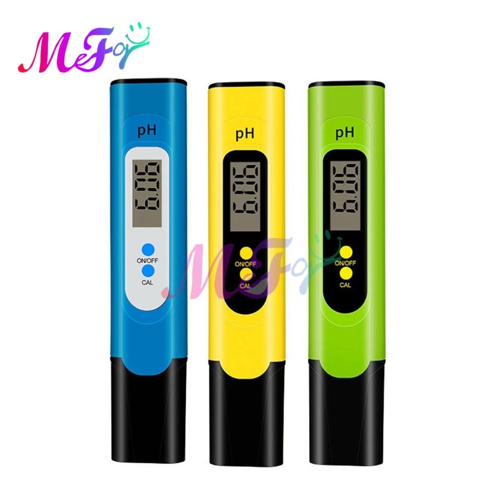 AliExpress - Digital LCD PH Meter Pen of Tester Accuracy 0.01 PH Aquarium Pool Water Wine Urine Automatic Calibration