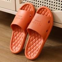 summer slippers women new indoor shoes eva anti slip bathroom shoes slippers for women slides home shoes men bath sandals