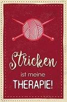 means therapy theme metal tin sign 8x12 inch home kitchen travel decor retro tin sign