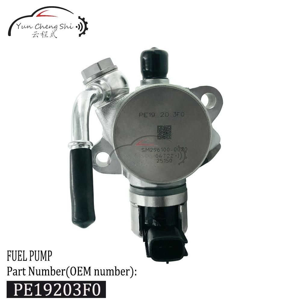 جديد النفط مضخة SM296100-0020 PE19-20-3F0 SM2961000020 PE19203F0 F0R مازدا 3 البنزين 2.0 ارتفاع ضغط الهواء مضخة