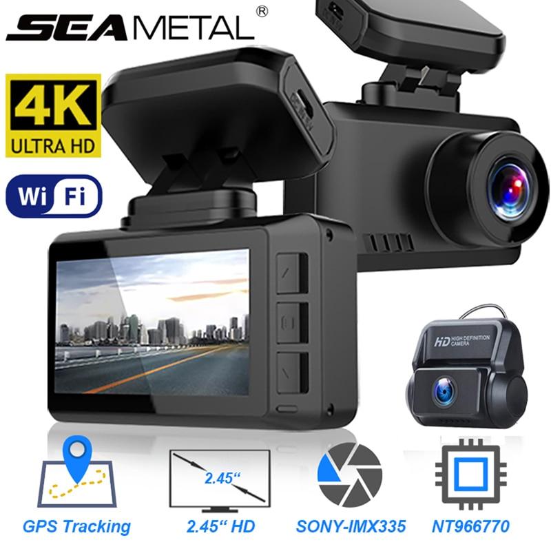 جهاز تسجيل فيديو رقمي للسيارات داش كام 4K الترا HD 2.4