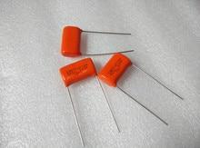 10 pièces CDE SPRAGUE CDE716P 630V0. 022UF P19MM condensateur de film de fièvre Orange MKP SBE 716P 0.022UF 630V 22NF 223/630V