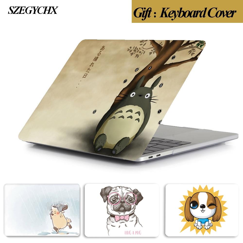 Laptop Fall Für MacBook Air 13 11 Pro 16 Retina 12 15 zoll Abdeckung A2179 A1932 Touch bar für Mac pro 13 A2159 A2289 2020 Neue Fall