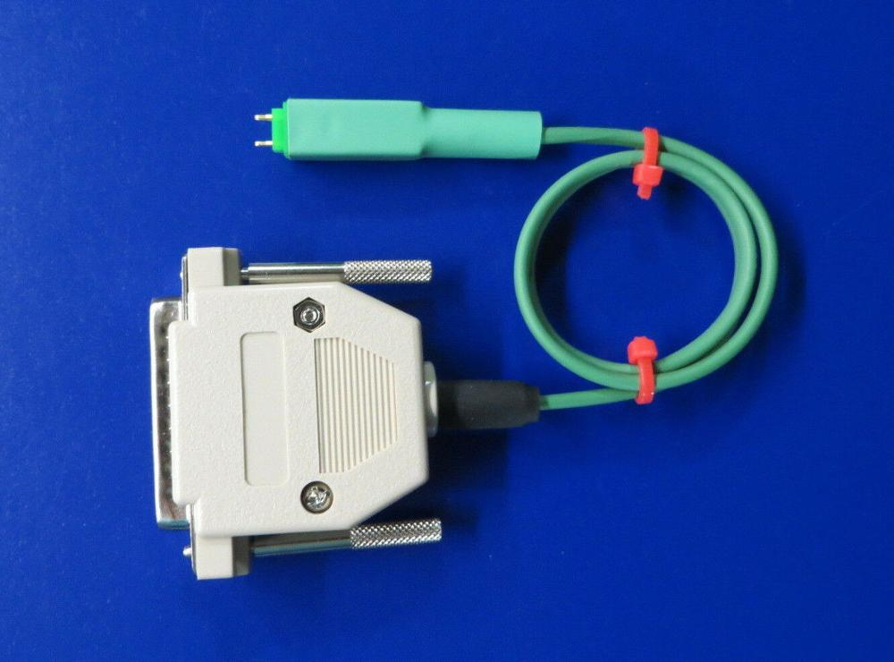 MSOP8 pogo adapter for Diagprog4 DP4 in-circuit EEPROM programming