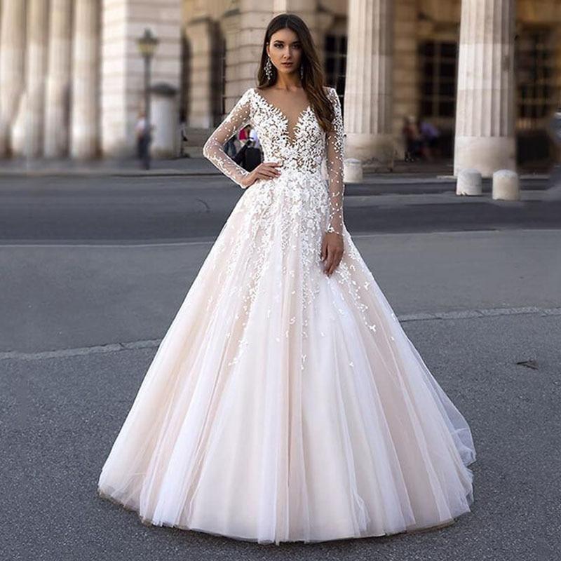 Модные Свадебные Платья 2021 Года