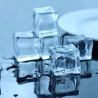 10pcs 3cm2 5cm2cm1 5cm artificial acrylic square shape ice cubes photography props